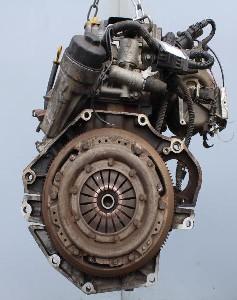 Opel Corsa Motor Seite