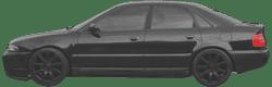Bj.2007-2015 Frontscheibe Windschutzscheibe mit Graukeil Neu Audi A4 8K