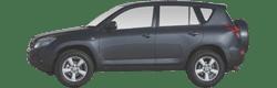 Neue Antriebswelle Toyota RAV 4 III 2.2 D-4D 4WD rechts 100kw