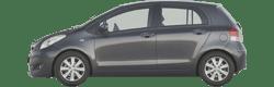für TOYOTA YARIS Beifahrerseite /_P9 81 56 38-21 Spiegel Außenspiegel rechts